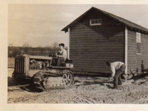Roberts Passive House - Original House