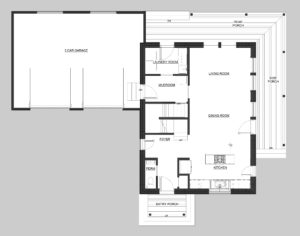 Roberts Passive House - Inspiration