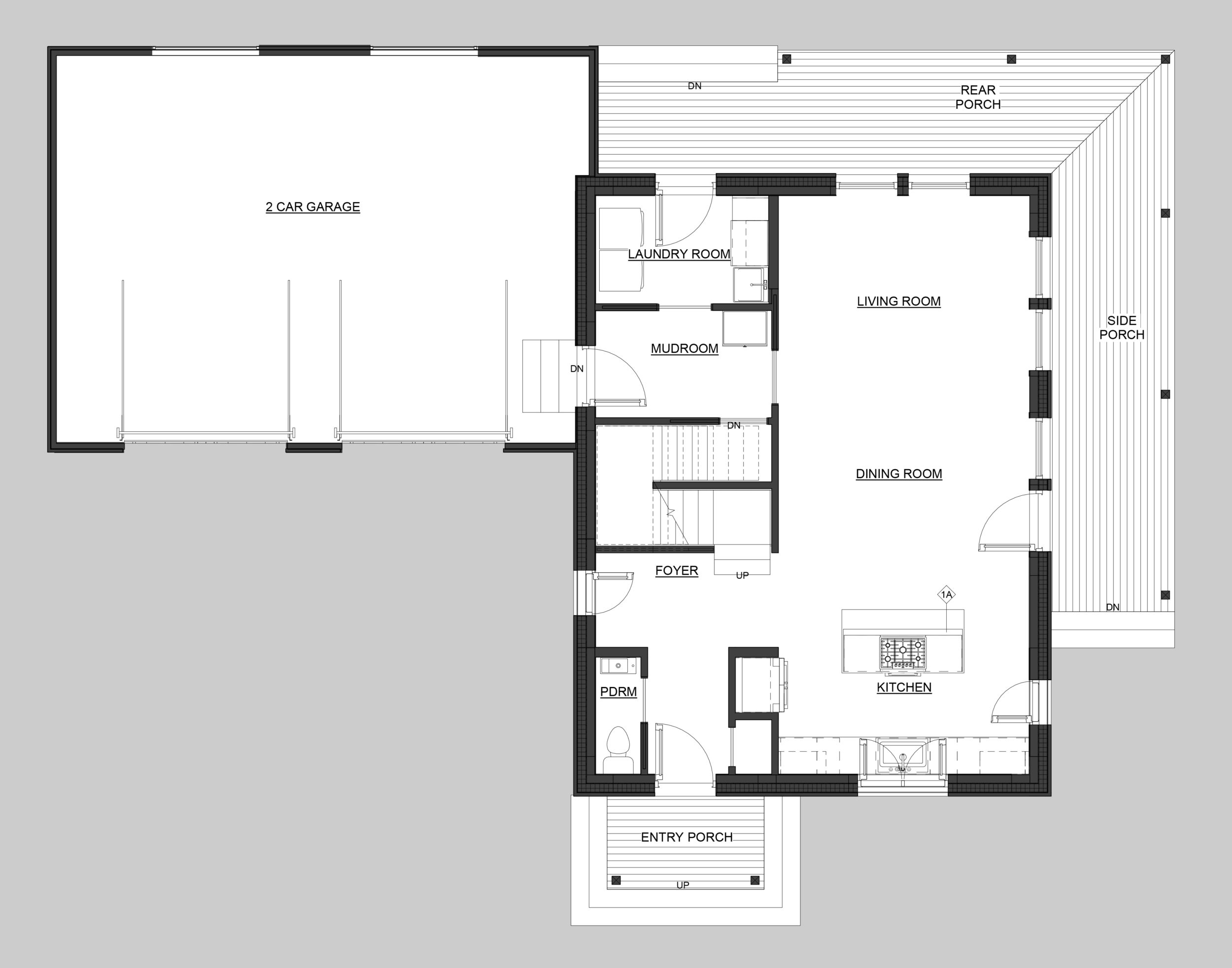 Inspiration And Design For The Roberts Passive House C2 Architecture